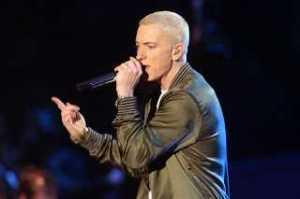 Eminem unleashes furious freestyle against Trump
